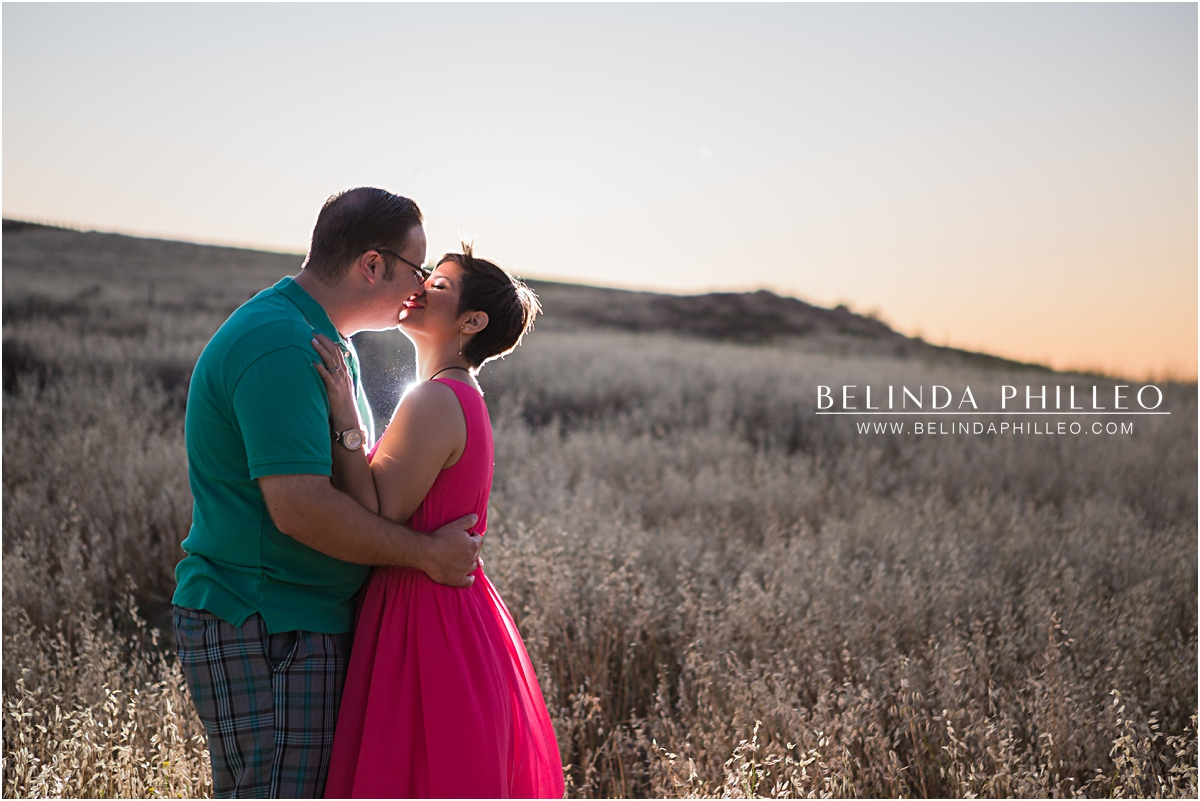 irvine engagement photos