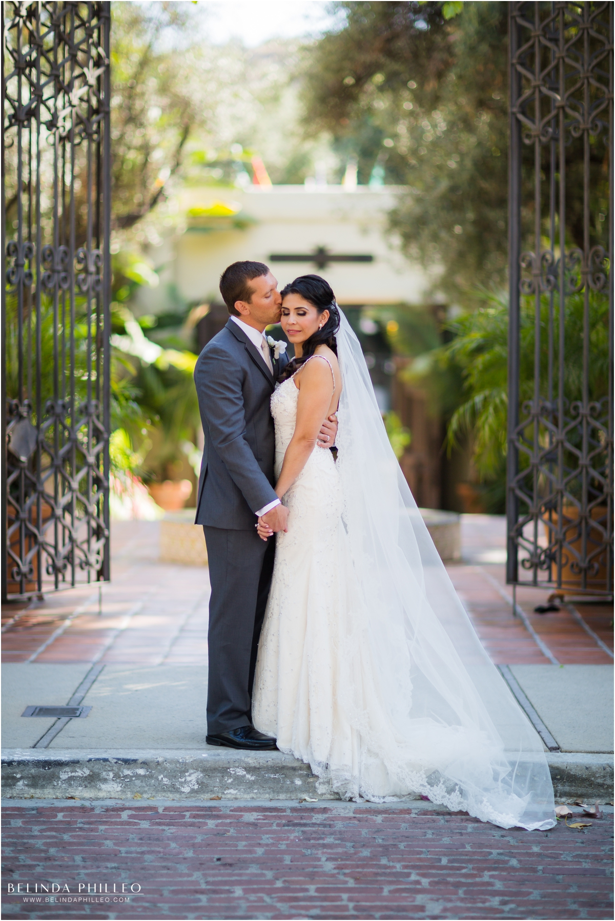 Los Angeles River Garden Center wedding