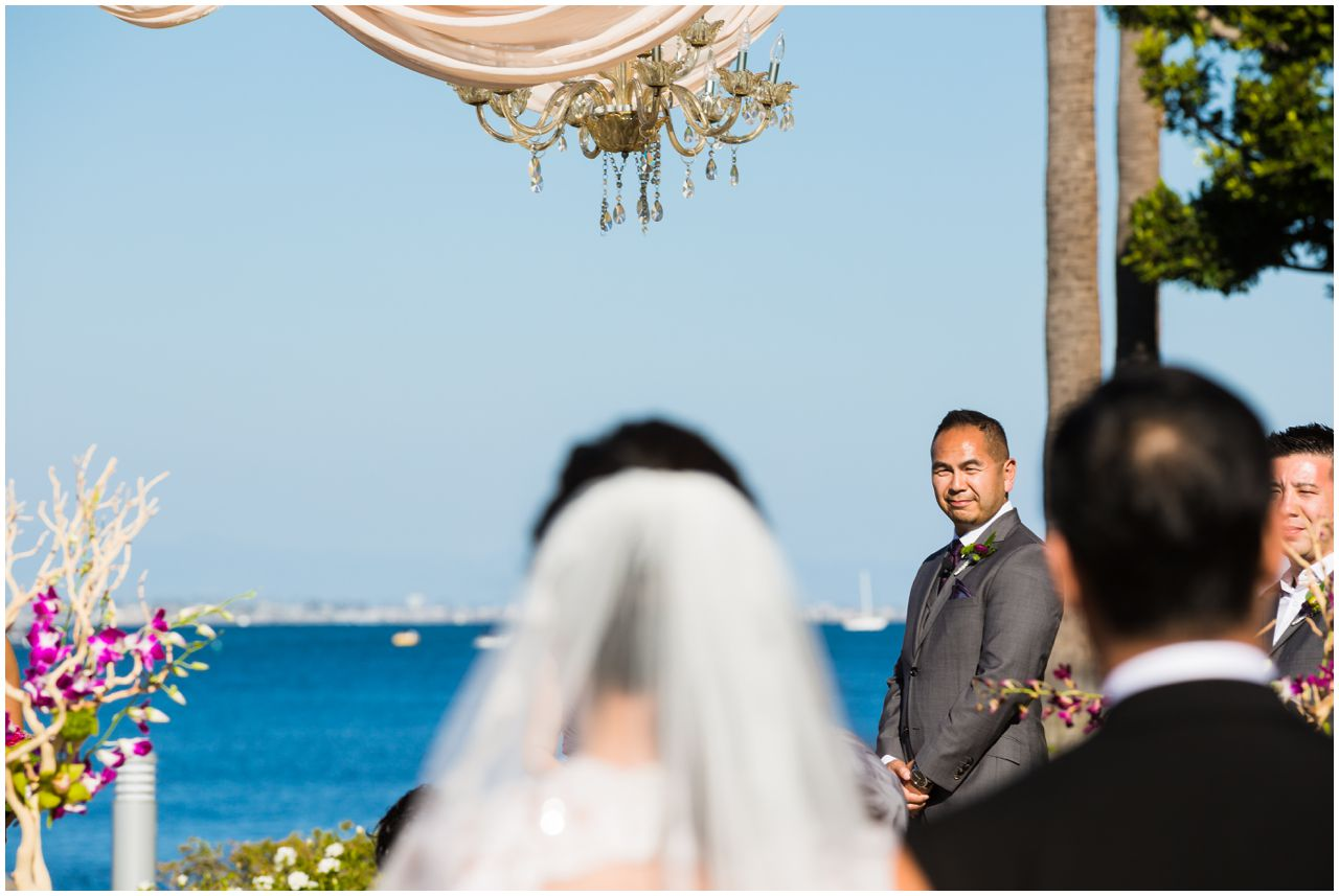 Hotel Maya Wedding in Long Beach, CA