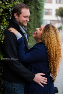 Photo shoot in Downtown Fullerton photographed by Belinda Philleo