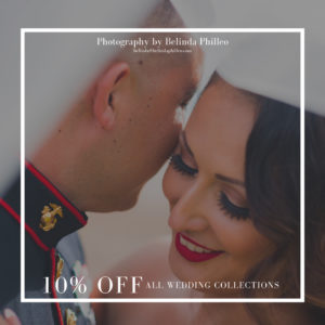 10% Off Wedding Photography