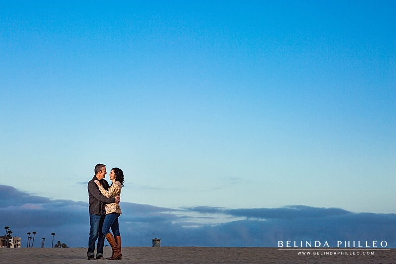 Anniversary photos in Seal Beach, CA by Orange County Photographer Belinda Philleo