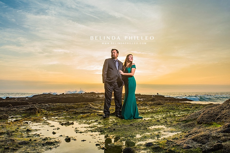 How to Choose a Location for Your Engagement Session | Engagement photos in Laguna Beach, CA