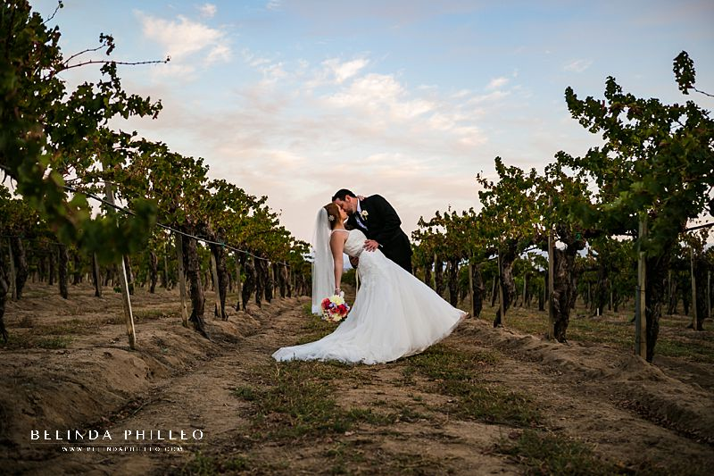 Wedding at Ponte Winery in Temecula, Ca