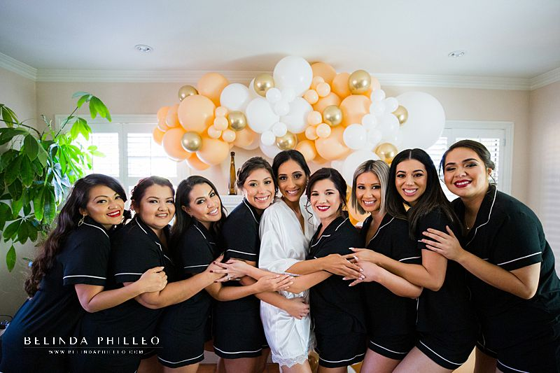 Bridesmaid's post for Los Angeles wedding photography by Belinda Philleo